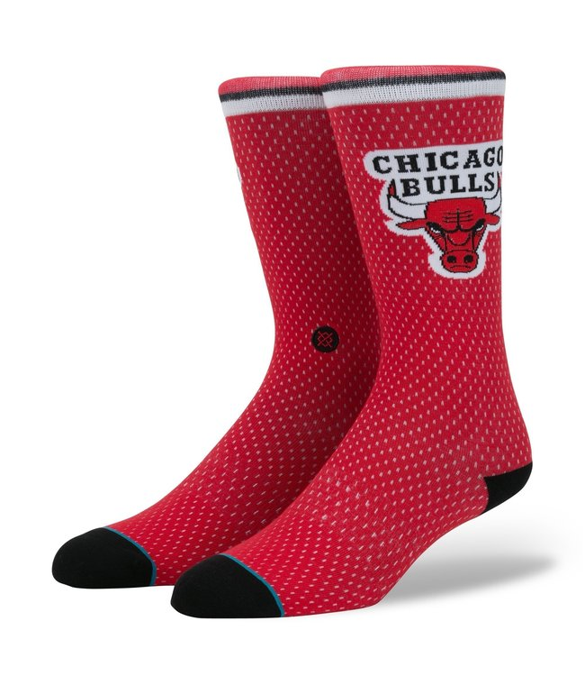 Stance BULLS Jersey - Red