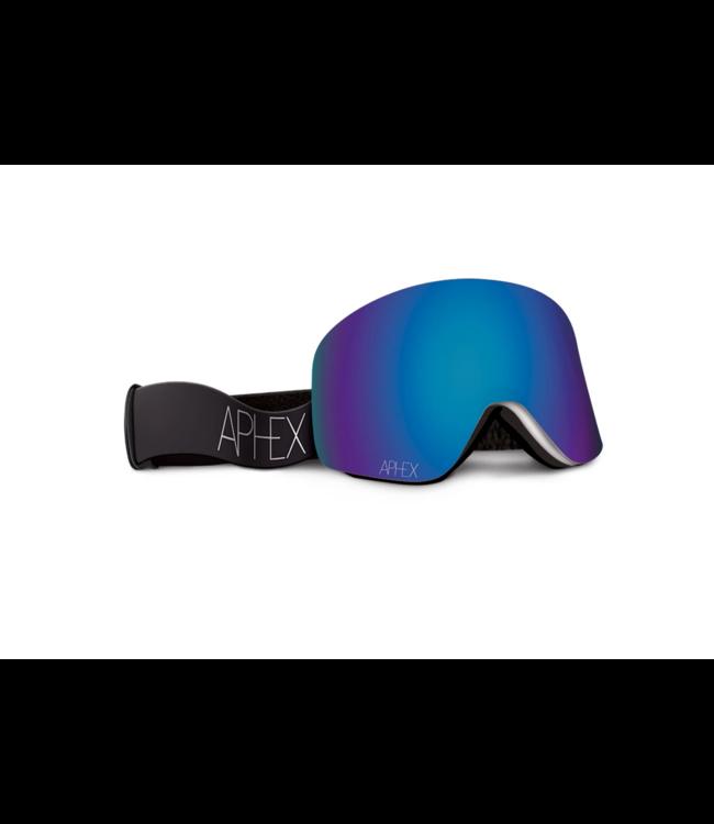 Aphex Oxia Matt Black - Revo / Blau