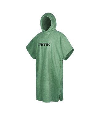 Mystic Poncho Regular - Meersalzgrün