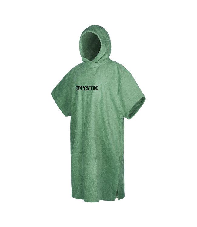 Mystic Poncho Regular - Sea Salt Green