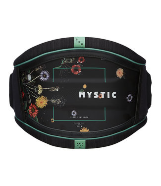 Mystic Gem JL Waist Harness Women - Black