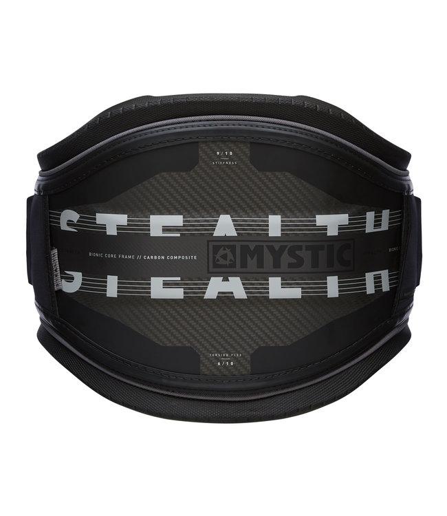 Mystic Stealth Waist Harness - Black/White