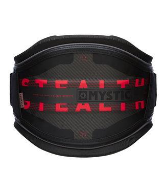 Mystic Stealth Waist Harness - Black/Red