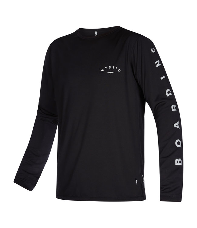 Mystic The One L/S Quickdry - Black