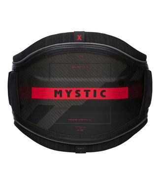 Mystic Majestic X Waist Harness - Black / Red