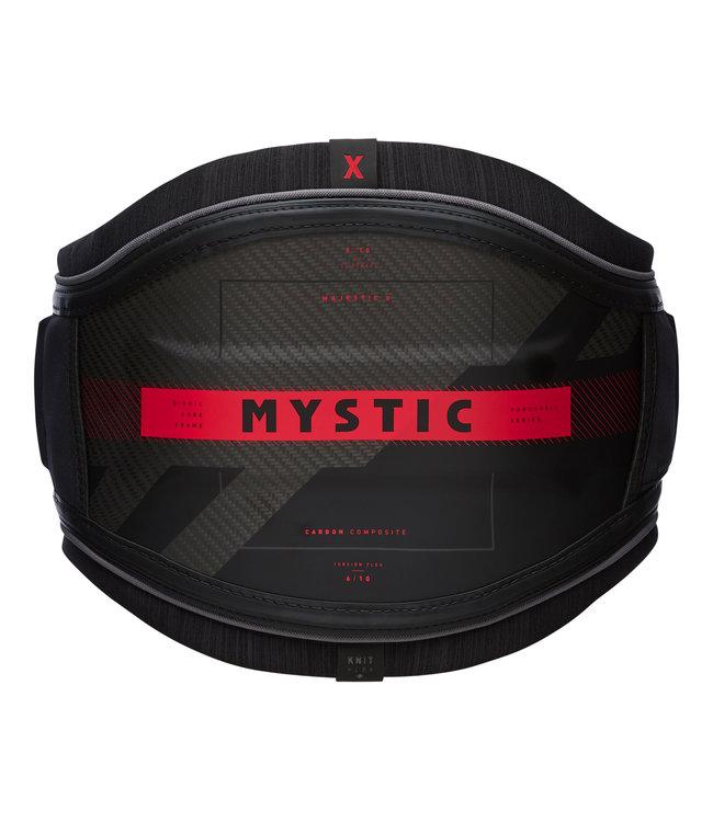 Mystic Majestic X Waist Harness - Black/Red