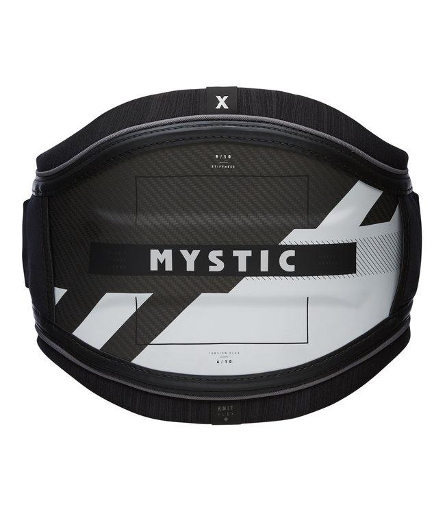 Mystic Majestic X Waist Harness - Black/White