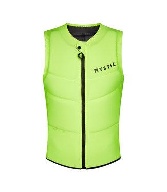 Mystic Star Impact Vest Fzip Kite - Flash Yellow