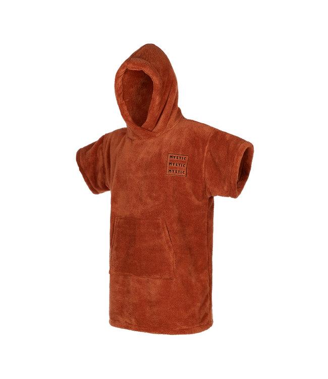 Mystic Poncho Teddy Junior - Rusty Red