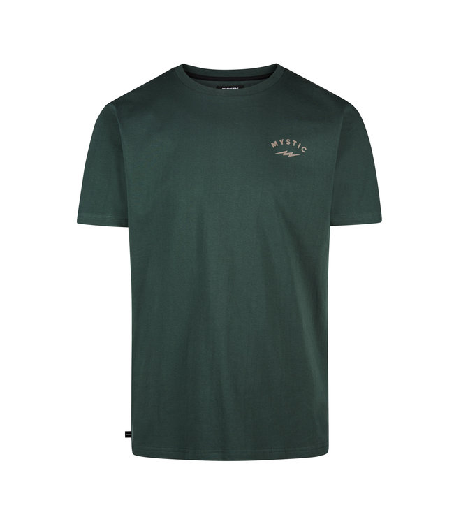 Mystic The Zone S/S Tee - Cypress Green