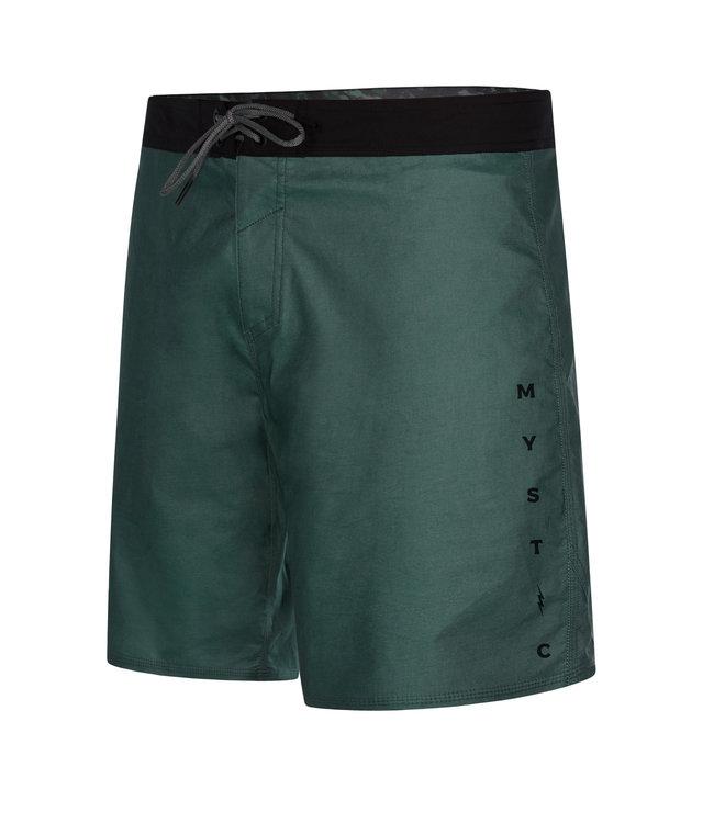 Mystic Brand Boardshort - Cypress Green