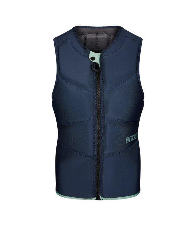 Mystic Star Impact Vest Fzip Wmn - Nigh Blue