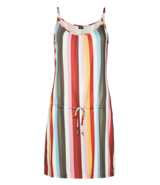 Protest Bountier Dress - Clay