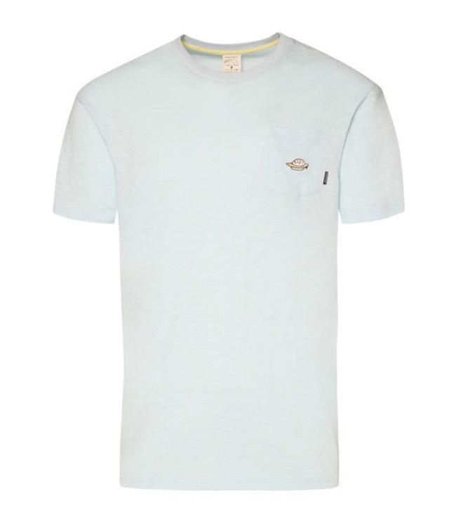 Protest Hobbes T-Shirt - Blue Acid