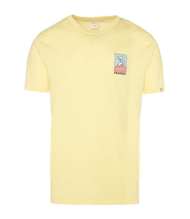 Protest Isac T-Shirt - Nachglühen