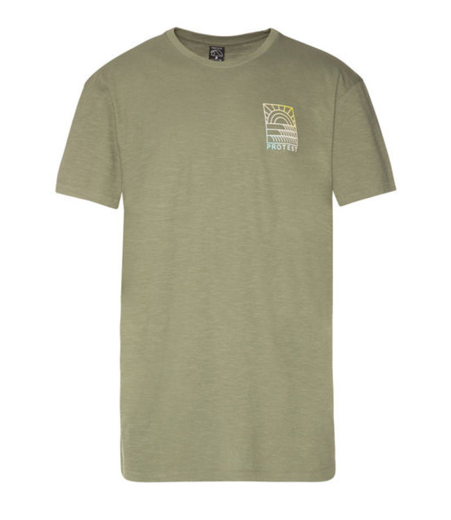Protest Rodman T-Shirt - Fichte