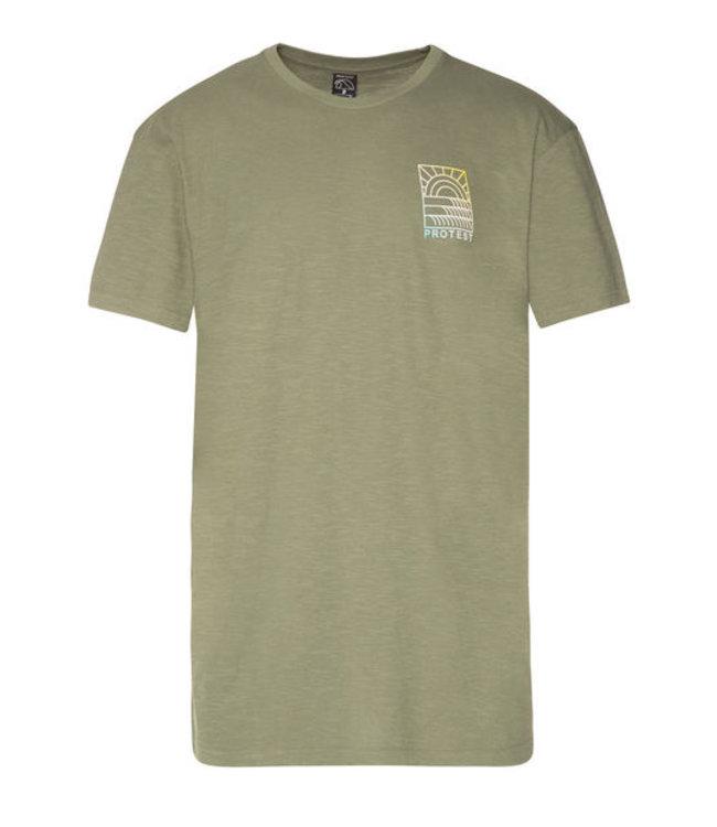 Protest Rodman T-Shirt - Spruce