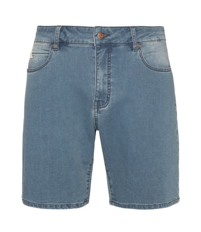 Protest Earvin Shorts - Faded denim