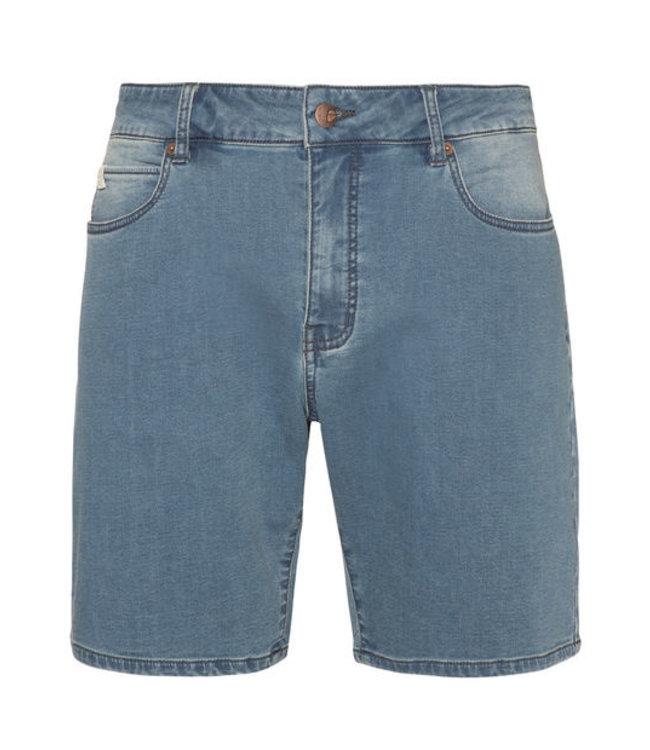 Protest Earvin Shorts - Verblasstes Denim