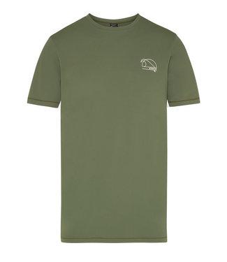 Protest Rapter 21 Surf T-Shirt - Spruce