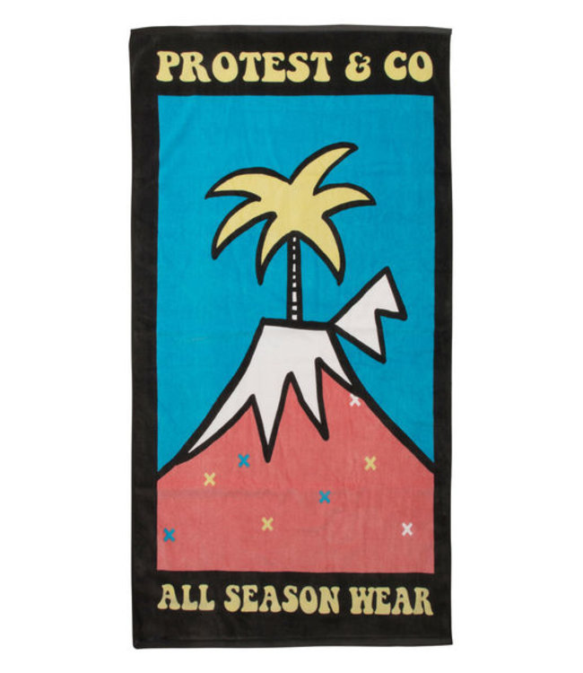 Protest George Towel - Afterglow