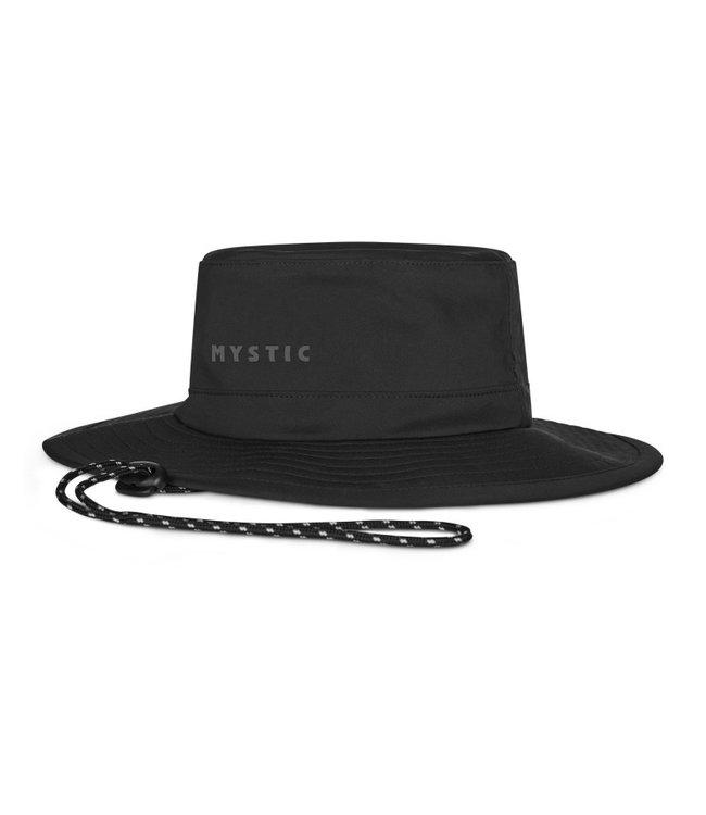 Mystic The Fisher Man Cap - Black
