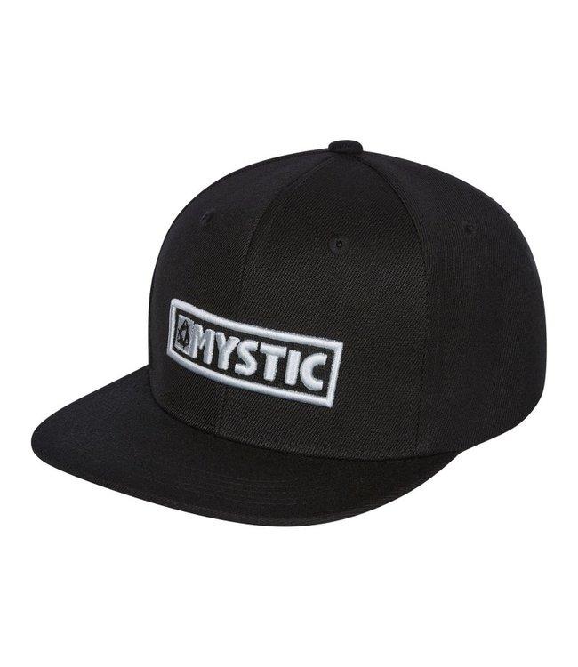 Mystic Kid Local Cap - Black/White