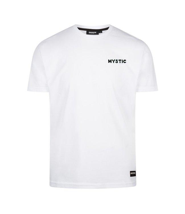 Mystic Schwerkraft-T-Stück - Weiß