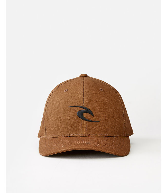 Rip Curl Tepan Weld Flexfit Cap - Hellbraun