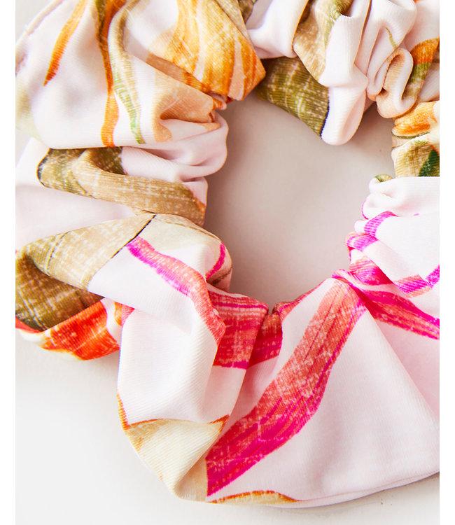 Rip Curl Northshore Scrunchie  - Light Pink