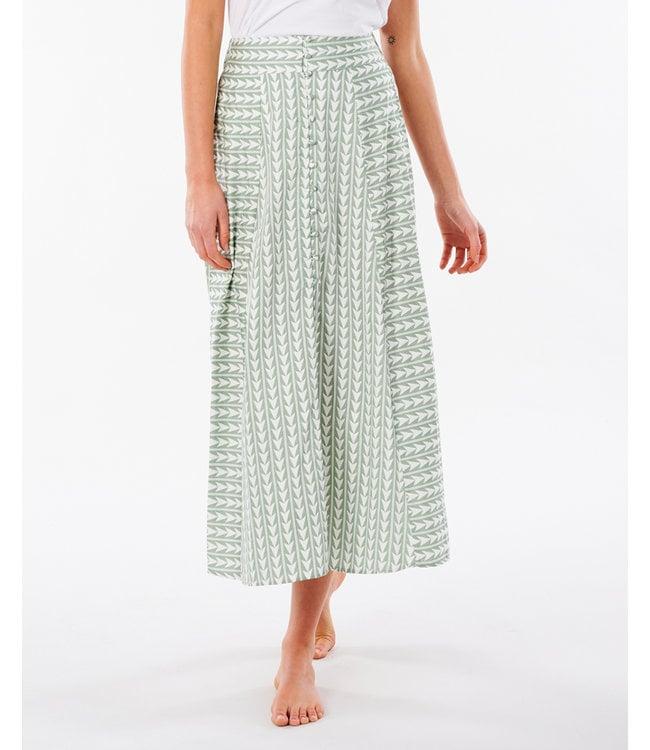 Rip Curl Geo Skirt  - Green