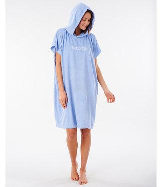 Rip Curl Surf Ess Hooded Towel - Blue