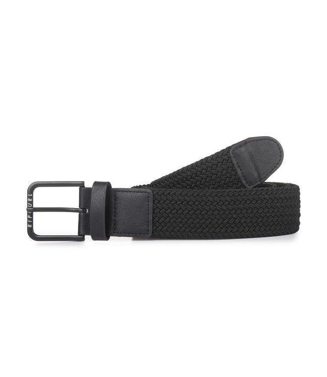 Rip Curl Hope Rope Belt - Schwarz