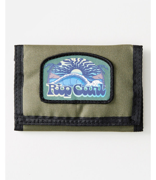 Rip Curl Mix Up Surf Wallet  - Olive