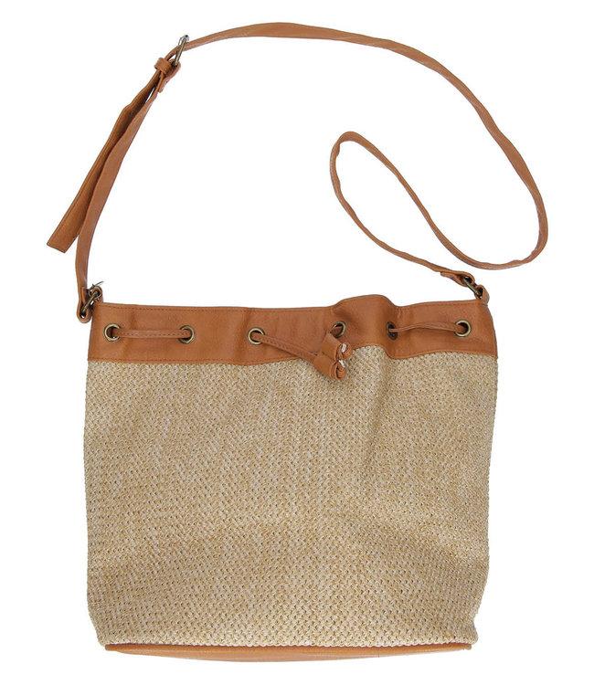 Rip Curl Paradise Palms Bucket Bag  - Honey
