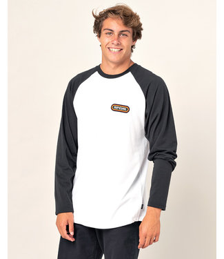 Rip Curl Surf Revival Ls Tee - White