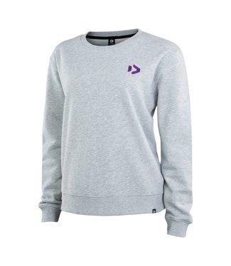 Duotone Sweater TEAM WMS - Grey/Melange