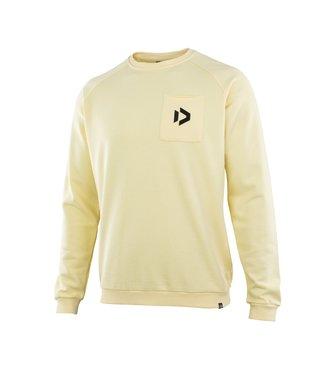Duotone DT Sweater TEAM - Vanilla Yellow