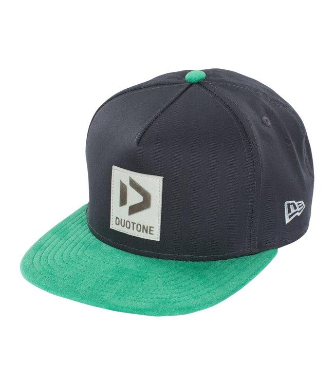 Duotone New Era Cap 9Fifty A-Fr. Grey Green