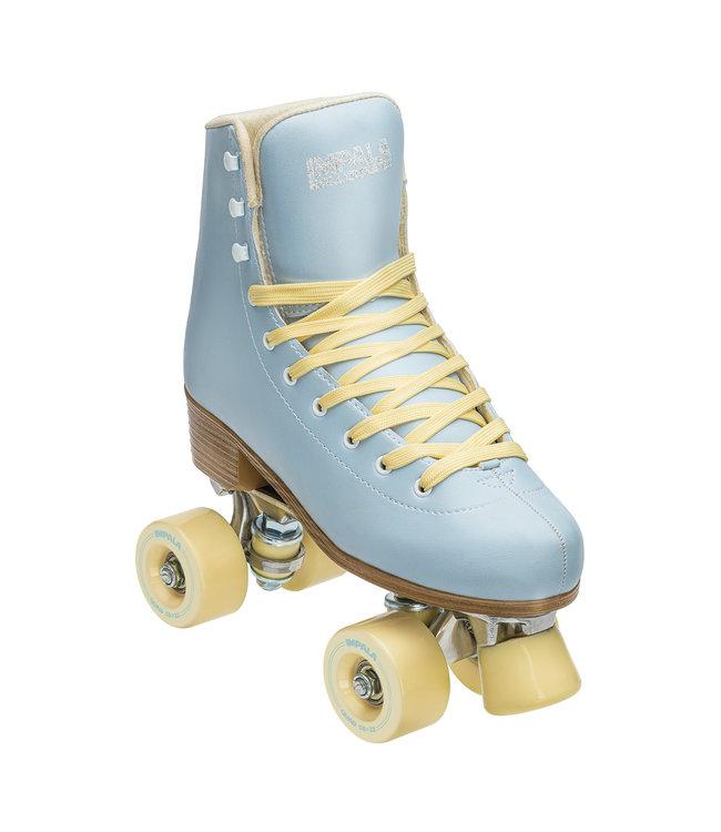 Impala Rollerskates Quad Skate - Himmelblau / Gelb