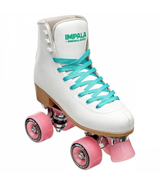 Impala Rollerskates Quad Skate - White