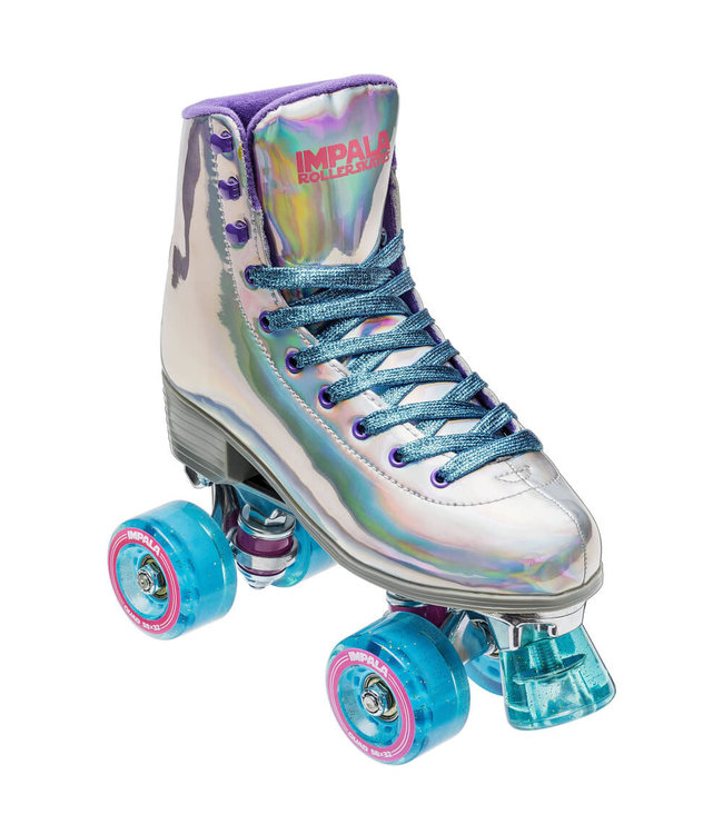 Impala Rollerskates Quad Skate - Holographic