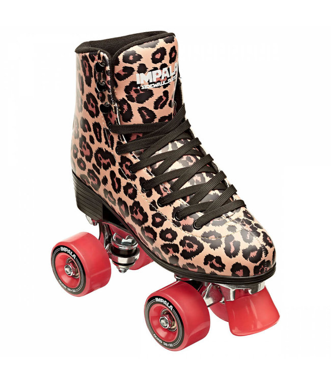 Impala Rollerskates Quad Skate - Leopard