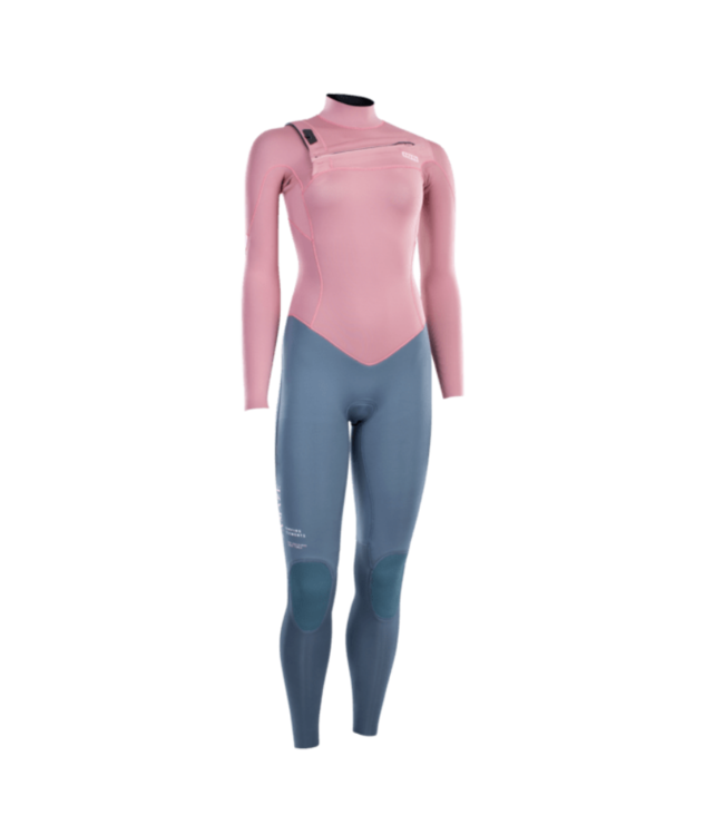 ION  Amaze Core 4/3 - Front zip - Dirty Rose Pink