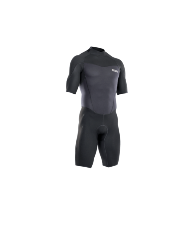ION  Element Shorty SS 2/2 - Back zip - Black