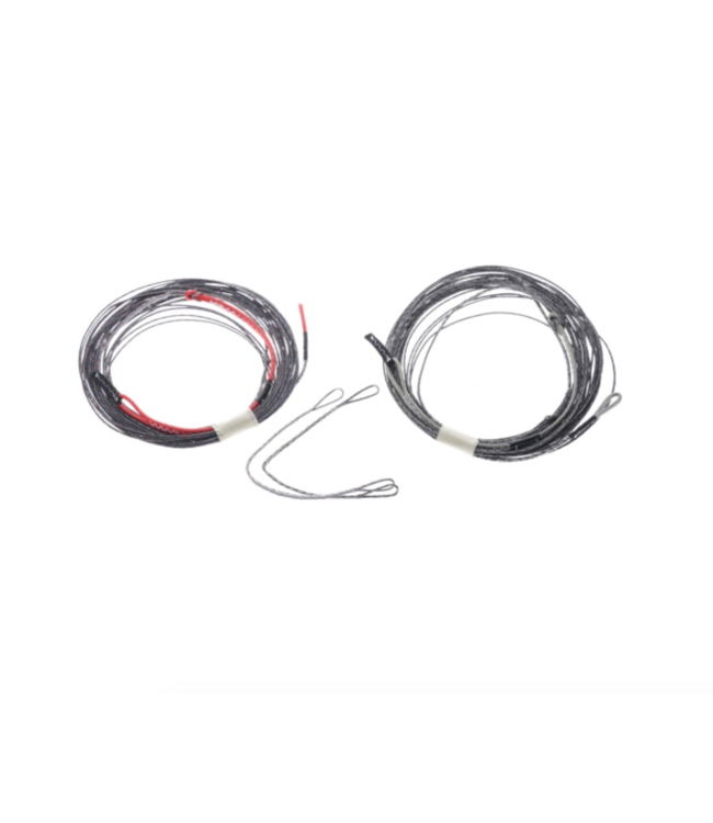 Duotone Pair Of Upper Front Lines Click Bar