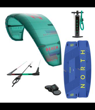 North kiteboarding Erreichen Sie das 2021 Kit
