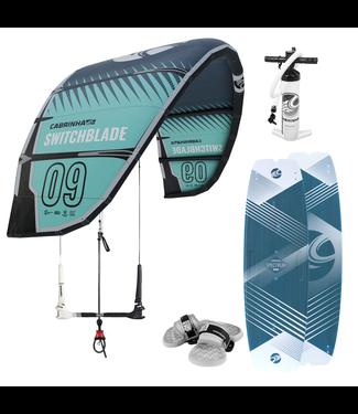 Cabrinha Switchblade 2021 kite set