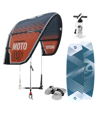 Cabrinha Moto 2021 kite set