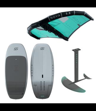 North kiteboarding 2021 Folienflügel-Set